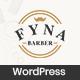 Fyna - Beauty salon and Spa WordPress Theme - ThemeForest Item for Sale