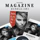 Fashion Magazine Bundle - GraphicRiver Item for Sale