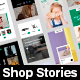 Online Shop Stories - VideoHive Item for Sale