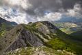 Summer mountain landscape at national park Lovcen, Montenegro. Sunny summer day - PhotoDune Item for Sale