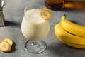 Boozy Refreshing Frozen Banana Daiquiri - PhotoDune Item for Sale