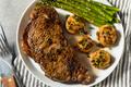 Homemade Steak and Scallops Surf n Turf - PhotoDune Item for Sale