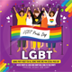 LGBT Pride Day Poster - GraphicRiver Item for Sale