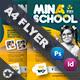Kids School Flyer Templates - GraphicRiver Item for Sale