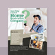 Home Renovation Flyer Template - GraphicRiver Item for Sale