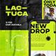 Lactuca Instagram Template - GraphicRiver Item for Sale