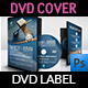Islamic DVD Cover and Label Template Vol.2 - GraphicRiver Item for Sale