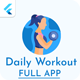Flutter Daily Workout with admob ready to publish - CodeCanyon Item for Sale