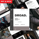 Droad - Creative Business Powerpoint - GraphicRiver Item for Sale