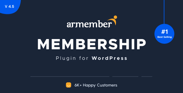 ARMember - WordPress Membership Plugin