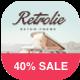Vintage Retrolie - Retro Multipurpose WordPress Theme - ThemeForest Item for Sale