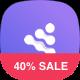 AeroLand - App Landing Software Website WordPress Theme - ThemeForest Item for Sale