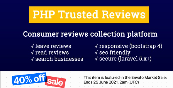 PHP Trusted Reviews
