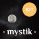 Mystik | Astrology & Esoteric Horoscope Elementor Template Kit - ThemeForest Item for Sale
