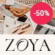 Zoya - Lifestyle Blog - ThemeForest Item for Sale