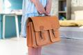 Close up on girl school bag - PhotoDune Item for Sale