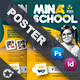 Kids School Poster Templates - GraphicRiver Item for Sale
