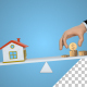 Property Investment Balance - VideoHive Item for Sale