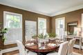 Spacious dining room interior with tasteful furniture. - PhotoDune Item for Sale