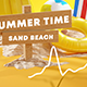 Summer Music and Podcast Visualizer - VideoHive Item for Sale