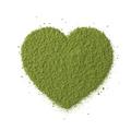 Heart of traditional Japanese Matcha tea powder - PhotoDune Item for Sale