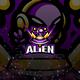 Alien E-Sport and Sport Logo Template - GraphicRiver Item for Sale