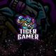 Tiger Gamer E-Sport and Sport Logo Template - GraphicRiver Item for Sale