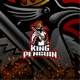 King Penguin E-Sport and Sport Logo Template - GraphicRiver Item for Sale
