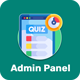 Ultimate Quiz App : General knowledge quiz with Admin panel and Admob ready to publish - CodeCanyon Item for Sale