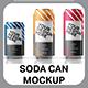 Aluminium Soda Can - GraphicRiver Item for Sale