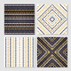 Ethnic Seamless Patterns - GraphicRiver Item for Sale