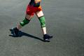 legs elderly female runner - PhotoDune Item for Sale