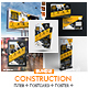 Construction Company Promotional Bundle Print Temlates - GraphicRiver Item for Sale