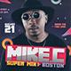 DJ Mix Night Flyer - GraphicRiver Item for Sale
