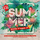 Summer Cocktail Party - GraphicRiver Item for Sale