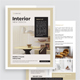 Interior Flyer - GraphicRiver Item for Sale