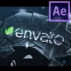 Shatter Glass Logo Intro - VideoHive Item for Sale