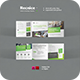 Trifold Square Brochure Template - GraphicRiver Item for Sale