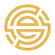 E Coin Crypto Logo E Letter - GraphicRiver Item for Sale