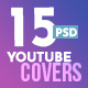 15 Youtube High Quality Thumbnails - GraphicRiver Item for Sale