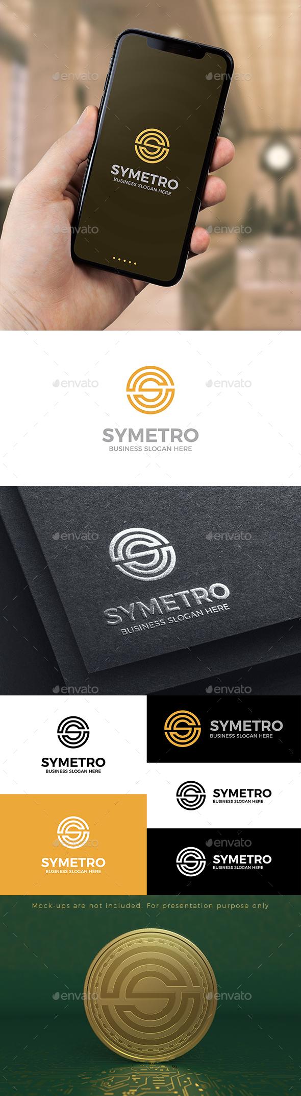S Logo - Symetro