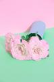 Decor white roses  flowers - PhotoDune Item for Sale