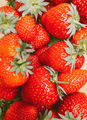 Stylish fresh wallpaper. Strawberry background.  Raw vitamines eco bio concept - PhotoDune Item for Sale