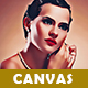 Canvas Painting Action - GraphicRiver Item for Sale