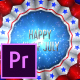 July 4th Wishes - Premiere Pro - VideoHive Item for Sale