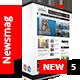 Newsmag - Newspaper & Magazine WordPress Theme - ThemeForest Item for Sale
