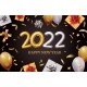 Happy New 2022 Year - GraphicRiver Item for Sale