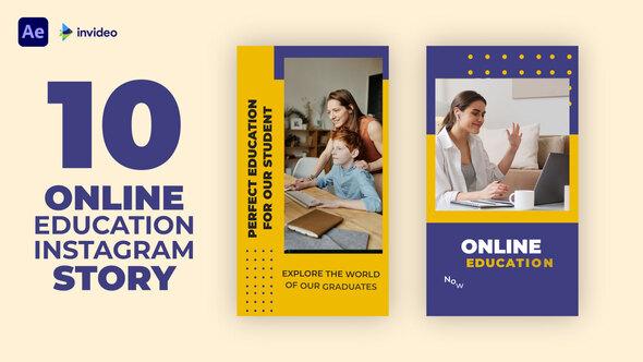 Online Education Instagram Story