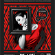 Black and Red Flyer Template V6 - GraphicRiver Item for Sale