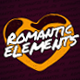 Romantic Elements // Mogrt - VideoHive Item for Sale